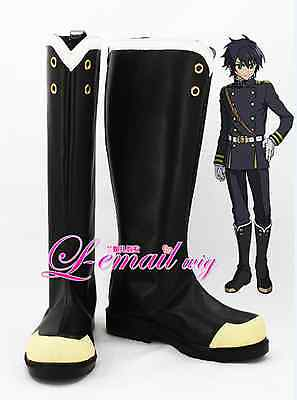 Seraph of the End/Owari no Seraph Cosplay Boots Shoes custom-made