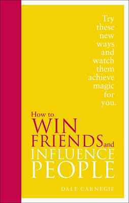 How to Win Friends and Influence People: Special Editio - Hardcover NEW Dale Car