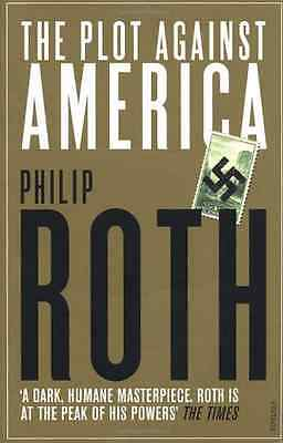 The Plot Against America - Roth, Philip NEW Paperback 3 Oct 2005