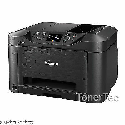 Canon MAXIFY MB5060 All-in-1 Wireless Color Inkjet Printer+FAX+Duplex+AirPrint