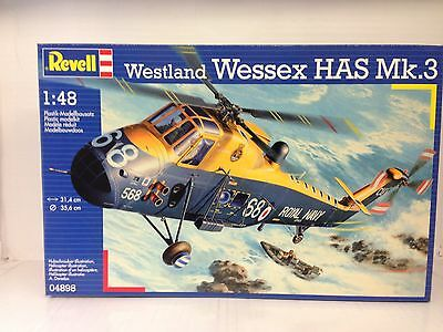+++ Revell Westland Wessex HAS Mk.3 1:48 04898