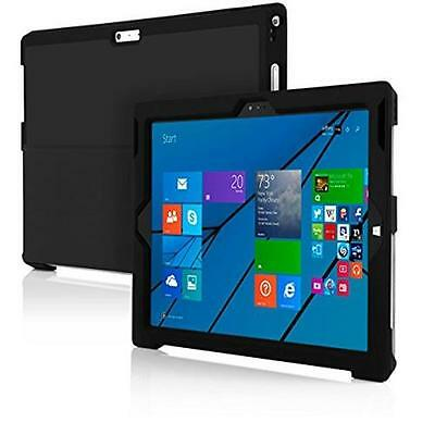 """Incipio Feather Thin Case Cover with Stand for Microsoft Surface Pro 3 12"""" Black"""