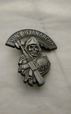 Sons of Anarchy lapel Pin