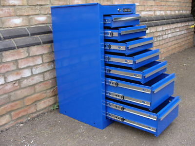 35 US PRO TOOLBOX TOOL CHEST SIDE HANG ON ADD ON ROLL CABINET TOOL BOX LOCKER