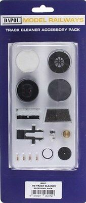 Dapol B803 - Accessorys Pack for Motorised Track Cleaner (B800) - Tracked48 Post