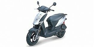 Kymco Agility 125 Breaking. Air Box Air Duct Rubber #1 ((Web-Stock)) (Con-A)