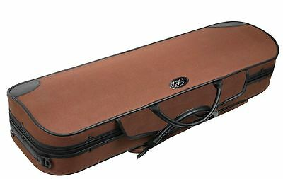 Pedi Case Violin Brown