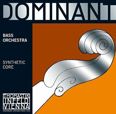 Dominant Double Bass A. Chrome Wound 3/4
