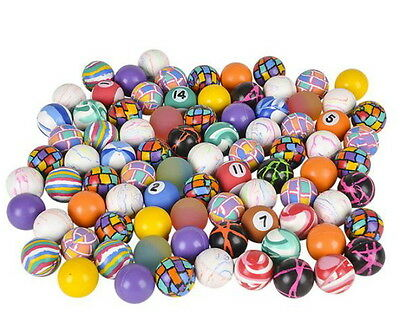 500 Mixed 27Mm Superballs, High Bounce, Vending Balls, Super Bouncy Best Quality