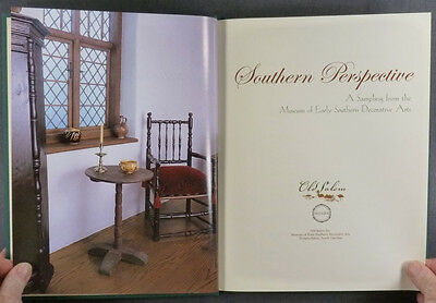 American Southern Antiques -Museum of Early Southern Decorative Arts Survey