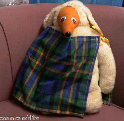 Wombles Womble Uncle Bulgaria Soft Toy