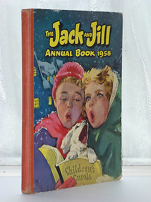 The Jack and Jill - Annual Book 1958