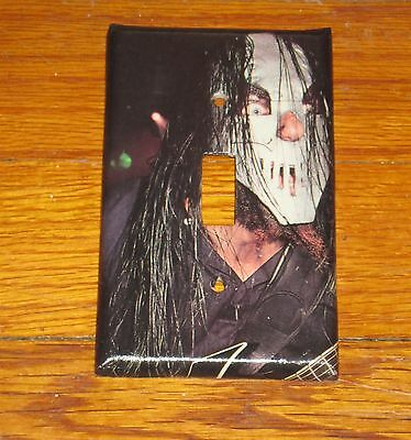 Slipknot METAL ROCK LEGEND Light Switch Cover Plate #4