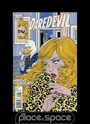 Daredevil, Vol. 4 #15B - What The Duck Variant