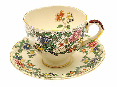 Royal Cauldon Victoria Cup and Saucer