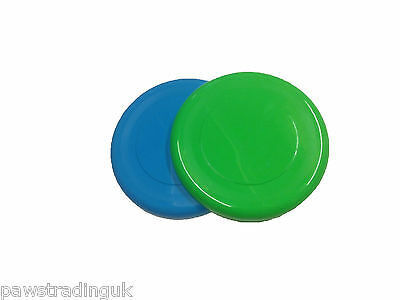 Wholesale Kid Games Dog Puppy Flying Flyer Frisbee Plastic Toy Throw Fetch Disc