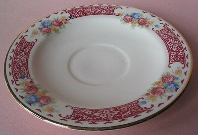 SUPERIOR SHIPPING  Homer Laughlin Saucer  Piccadilly