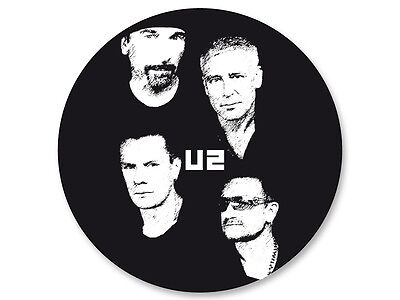 "Pin Button Badge Ø25mm 1"" U2 Rock Bono"