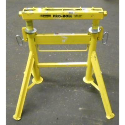 SUMNER 19F630 ROLLER HEAD PIPE STAND (LESS ROLLERS) 176689