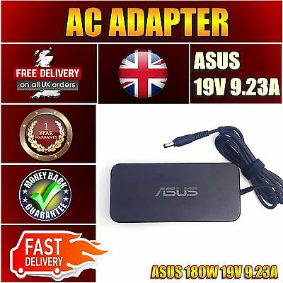 Brand New for ASUS G75VW-T1115V Laptop Adapter Charger 180w