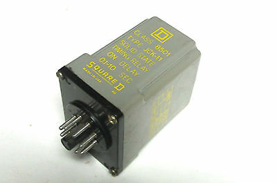 * Square D Solid State Timing Relay On Delay Class 8501 Type JCK-11...  VI-175
