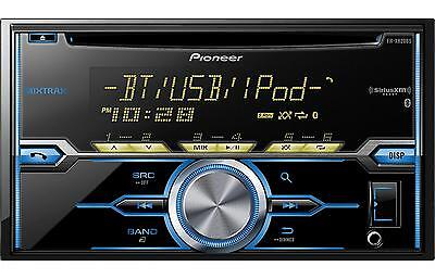 Pioneer FH-X820BS CD/MP3/WMA Player Bluetooth MIXTRAX Remote Control Included