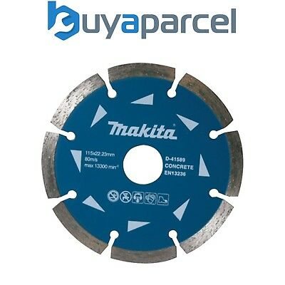 Makita D-41610 SEG Diamond Cutting Disc 230 x 22.23mm Blade
