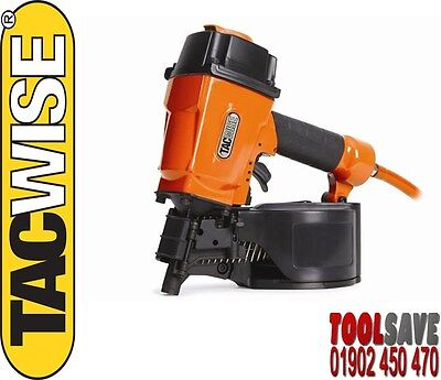 Tacwise GCN-57P 57mm Coil Nailer - Air Tool