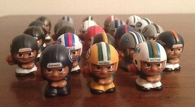 PICK UR FAVORITE TEAM FIGURE NFL FOOTBALL TEENYMATES SERIES 1 Quarterbacks QB