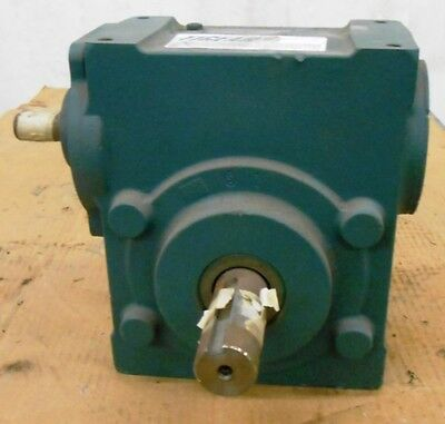 Dodge Tigear 2, Right Angle Worm Gear Speed Reducer, 35S18R, 18:1