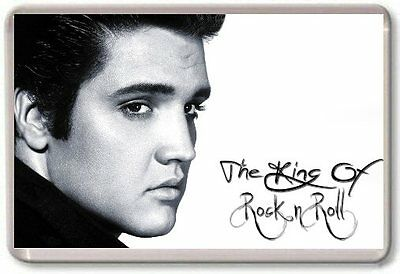 Elvis Presley Fridge Magnet 01