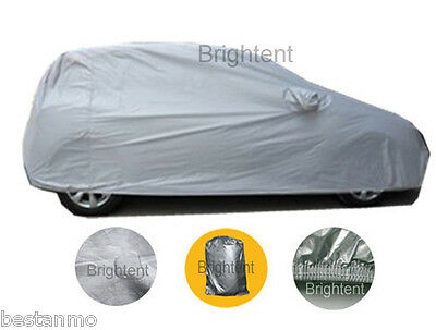 New Full Small Family Car Cover Waterproof Indoor Outdoor UV Protection BCH0S