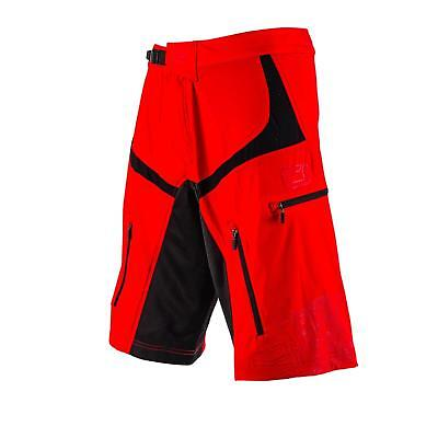 ONeal PIN IT Shorts Rot MTB DH FR AM Fahrrad Radhose kurze Hose oneal