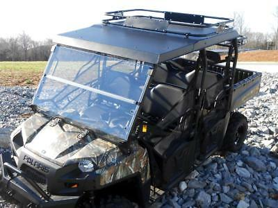 Polaris Ranger XP800 2010-2014 Bad Dawg Front Full Folding Windshield
