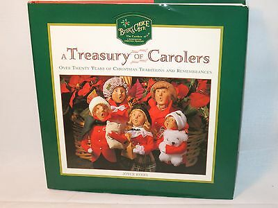 Byers Choice Accessory A Treasury of Carolers