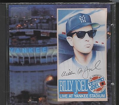 Billy Joel Live At Yankee Stadium Cd As Pictured