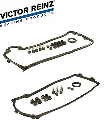 BMW SET OF 2 E63 E64 645Ci 650i Right Valve Cover Gasket Set 11127513194