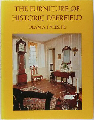 HISTORIC DEERFIELD COLLECTION - ANTIQUE AMERICAN COLONIAL & FEDERAL FURNITURE