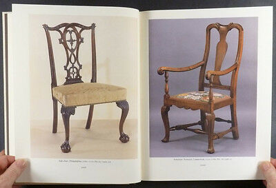 Antique American Furniture -Chipstone Collection Catalog - Colonial & Federal