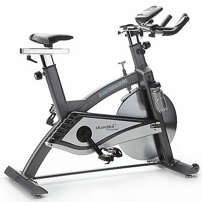 Skandika Triathlon Pro Mars Indoor Cycling Velo Spinning Speedbike Neuf