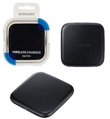 Genuine Samsung Galaxy S8 S8+ Plus Black Qi Wireless Charger Charging Plate Pad
