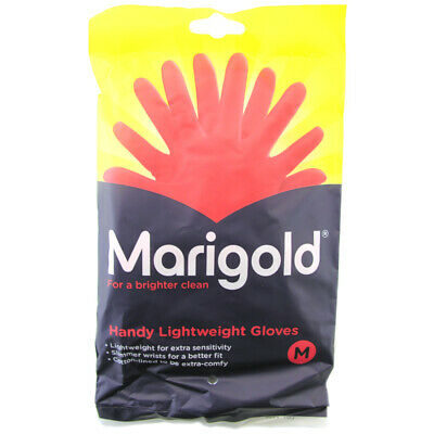 Marigold Handy Lightweight Cleaning Gloves - Choice of Sizes - One Supplied