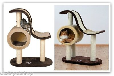Cat Tree Large Nerja Scratching Post With Cat Bed 44100