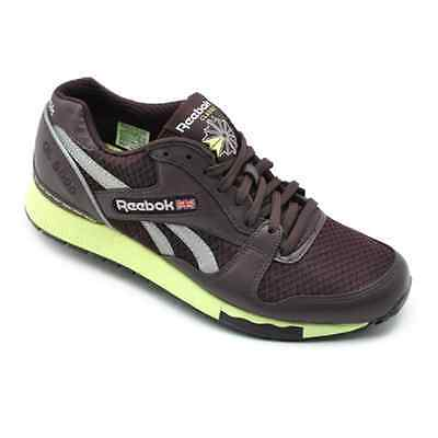 Reebok GL 6000 Classic Running Sneaker Mens Shoes M42933 Leather GrphWhtBlk