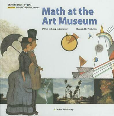 Math At the Art Museum by Group Majoongmul (English) Hardcover Book Free Shippin