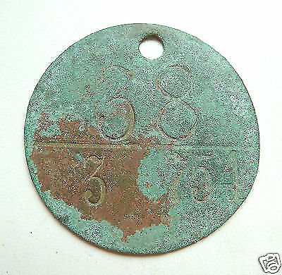 Russian Military Badge WWI Nr.38
