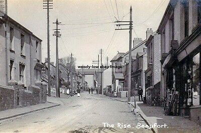 rp14109 - The Rise , Beaufort , Breconshire , Wales - photo 6x4