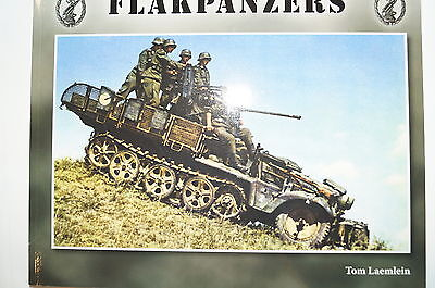 WW2 German Flakpanzers Reference Book