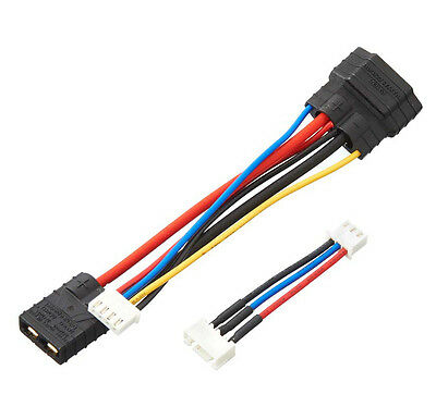 Traxxas 2938 iD Lipo Battery Charger Adapter / Connector