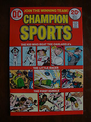 Champion Sports #1 F Little Racer